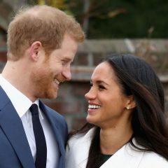 メーガン・マークル&ヘンリー王子婚約記念! 2017年に結婚&婚約した新婚カップル6組