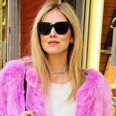 トレンドカラーのピンクはド派手に取り入れるのがキアラ・フェラーニ流!