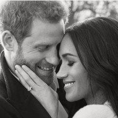 2017年の注目度ナンバーワンカップル メーガン&ヘンリー王子の公式ポートレートが公開!