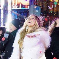 2018年、セレブはどこで新年を迎えたのか カウントダウンの瞬間を調査!
