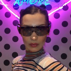 セレブの来日ラッシュがスゴい! 今度は、超人気モデルのベラ・ハディッドが日本滞在中