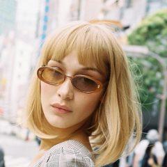 ベラ・ハディッドが改名!? 名前に、東京のある地名を含むインスタグラム新アカウントを開設