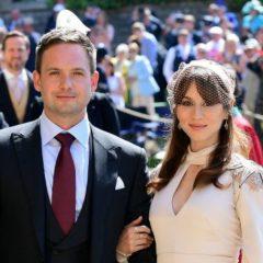 『スーツ』共演者が大集合! メーガン&ヘンリー王子の結婚式に招待された豪華ゲストたち