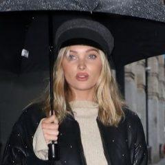 憂鬱な気分を吹き飛ばす! 梅雨の時期にマネしたい、おしゃれセレブたちの雨の日コーデ