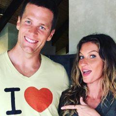 妻への愛がスゴイ! トム・ブレイディ、SNSで「恋人の日」をお祝い