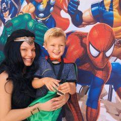 ファーギー&ジョシュが開いた息子へのバースディパーティーが、大人も羨むほど楽しそう!