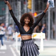 いよいよ開催のヴィクトリアズ・シークレット・ファッションショー チェック必須の初出演モデル&私服コーデ