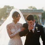 ニック・ジョナス&プリヤンカー・チョープラーが結婚! ウェディング写真や動画も大公開