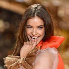 ハンガリー出身モデル初! バーバラ・パルヴィン、ヴィクトリアズ・シークレット・エンジェルに仲間入り