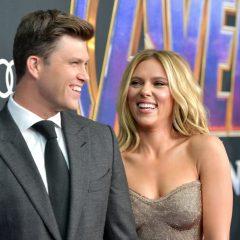 『アベンジャーズ』のスカーレット・ヨハンソンが婚約 「お似合いのカップル」と関係者が明かす