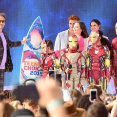 アイアンマン軍団が登場! ティーン・チョイス・アワード授賞式をプレイバック