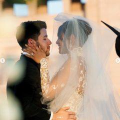 「永遠じゃ物足りない」 プリヤンカー・チョープラー&ニック・ジョナス、結婚1周年をお祝い